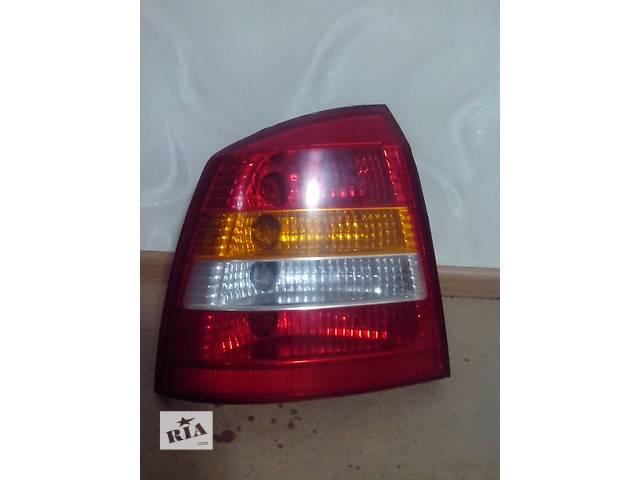 бу Б/у фонарь задний для хэтчбека Opel Astra G в Геническе
