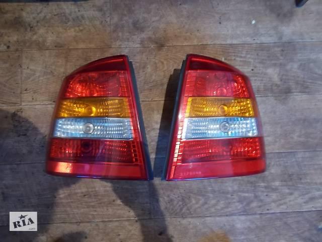 бу Б/у фонарь задний Opel Astra G хэтчбек 1998-2005 в Стрые