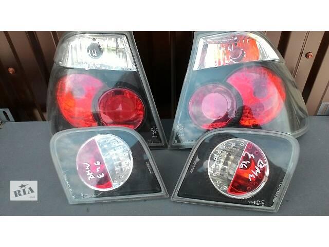 продам Б/у фонарь задний для легкового авто BMW E бу в Яворове (Львовской обл.)