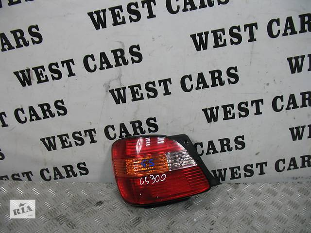 бу Б/у фонарь задний для легкового авто Lexus GS 2000 в Луцке