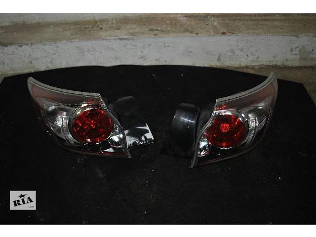 купить бу Б/у фонарь задний для легкового авто Mazda 3 Hatchback 2010 в Луцке