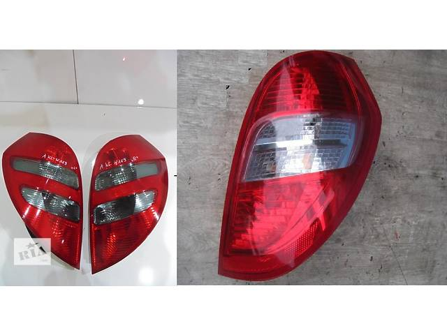 продам Б/у фонарь задний для легкового авто Mercedes A-Class w169 04-12 бу в Львове