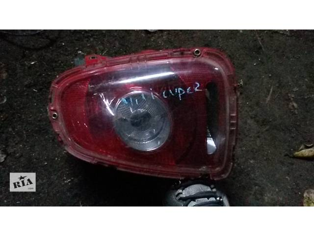 продам Б/у фонарь задний для легкового авто MINI Cooper бу в Бучаче