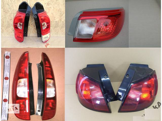 бу Б/у фонарь задний для легкового авто Mitsubishi Colt в Львове