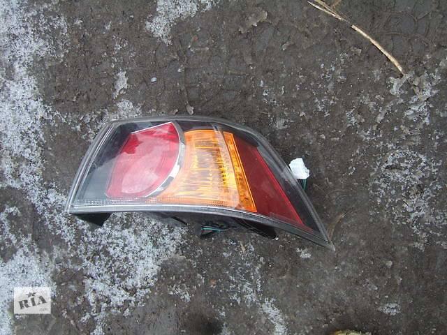 бу Б/у фонарь задний для легкового авто Mitsubishi Lancer X в Ровно