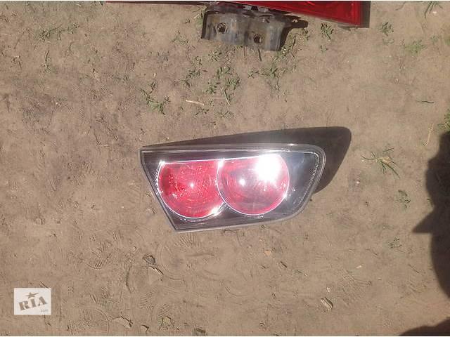 Б/у фонарь задний для легкового авто Mitsubishi Lancer X- объявление о продаже  в Ровно