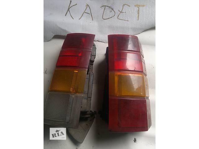 бу Б/у фонарь задний для легкового авто Opel Kadett в Рожнятове