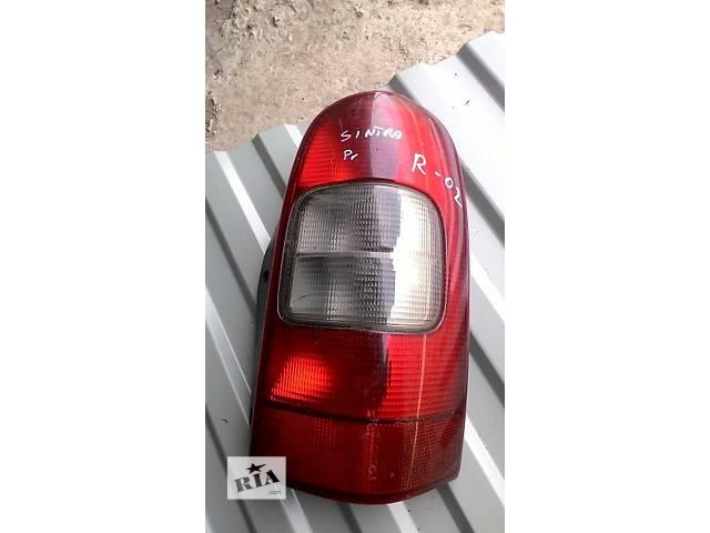продам Б/у фонарь задний для легкового авто Opel Sintra бу в Яворове (Львовской обл.)