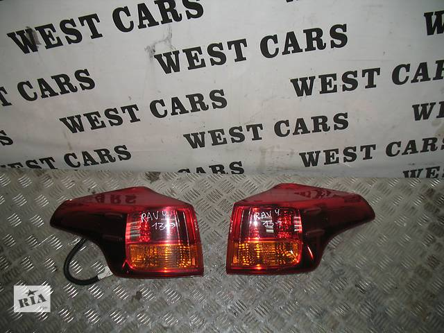 купить бу Б/у фонарь задний для легкового авто Toyota Rav 4 в Луцке