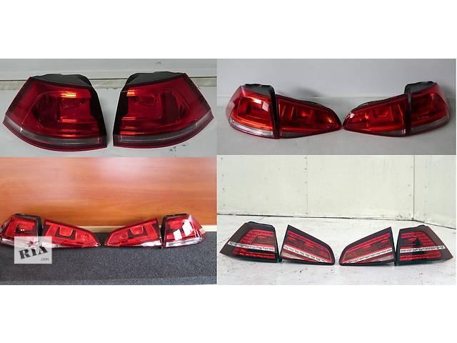Б/у фонарь задний для легкового авто Volkswagen Golf VII- объявление о продаже  в Львове