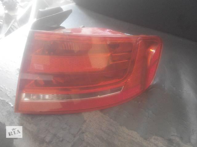 бу Б/у фонарь задний для седана Audi A4 в Львове