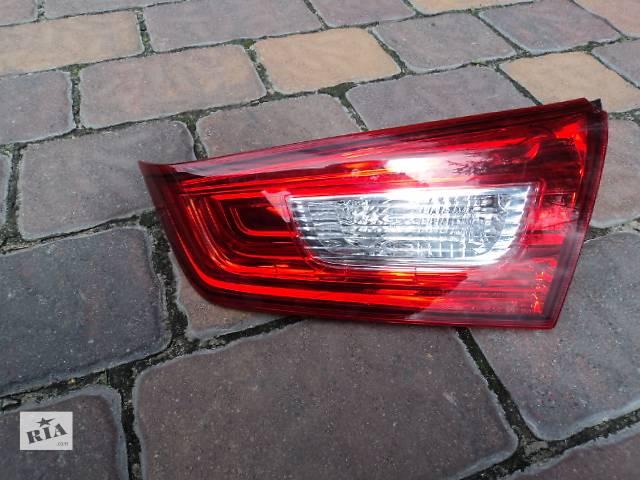 продам Б/у фонарь задний Mitsubishi ASX бу в Киеве