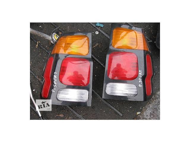 продам Б/у фонарь задний Mitsubishi Pajero Sport бу в Киеве