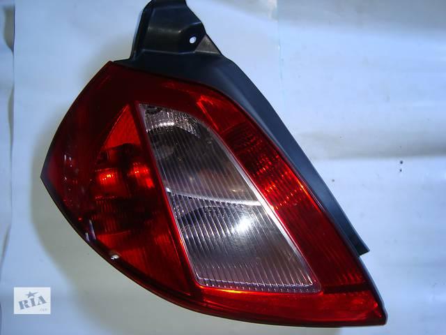 бу Б/у фонарь задний оригинальный,  хэтчбек Renault Megane II в Луцке