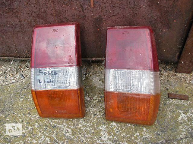 купить бу [Архив] Б/у фонарь задний L+R Ford Fiesta хэтчбек 1983-1987 в Броварах