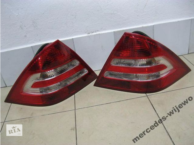 б/у Фонари задние Mercedes (седан) C-203 2003-2006г- объявление о продаже  в Львове