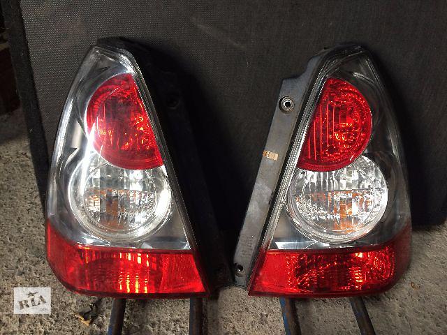 купить бу Б/у фонари задние Subaru Forester 2005-2007 в Львове