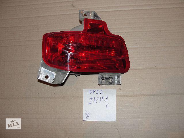Б/у габарит/катафот для легкового авто Opel Zafira ДЕШЕВО В НАЛИЧИИ!!!- объявление о продаже  в Львове