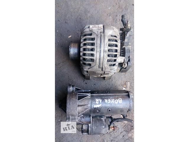 Б/у генератор/щетки для легкового авто Citroen Jumper 2,2- объявление о продаже  в Луцке