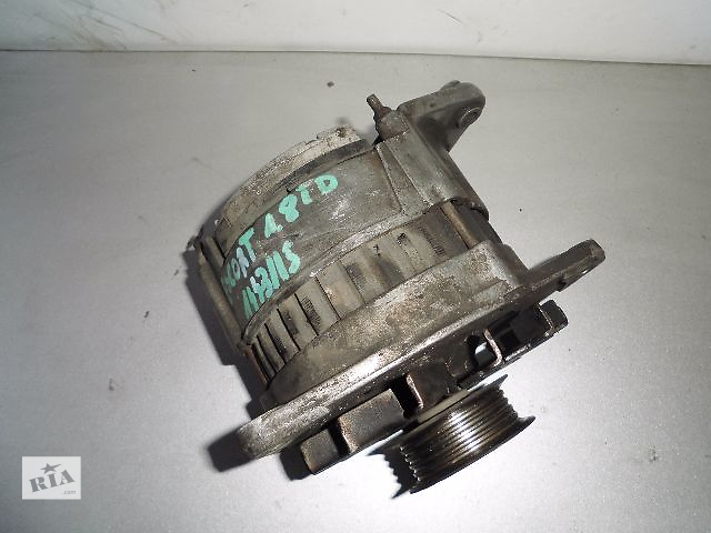 Б/у генератор/щетки для легкового авто Ford Courier 1.6-1.8D- объявление о продаже  в Буче (Киевской обл.)