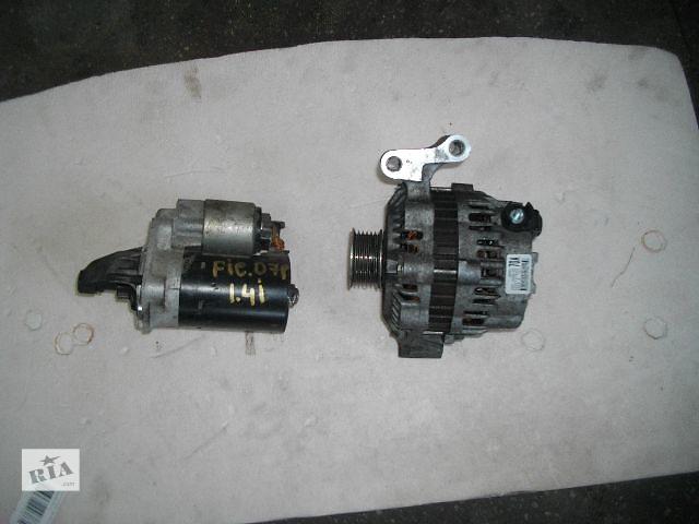 продам Б/у генератор/щетки для легкового авто Ford Fiesta 2008 бу в Львове