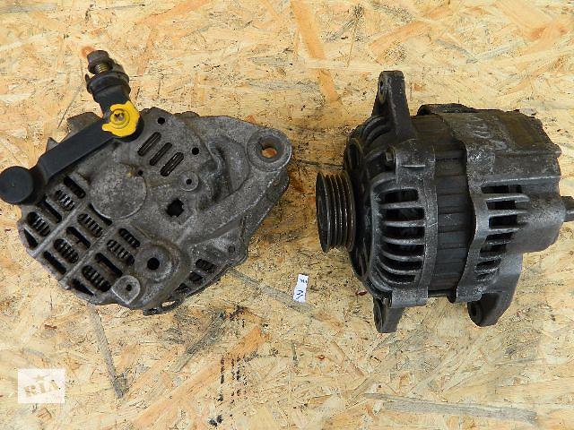 продам Б/у генератор/щетки для легкового авто Mazda 323 1.8 80A. бу в Буче (Киевской обл.)