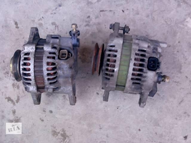 купить бу Б/у генератор/щетки для легкового авто Nissan в Львове