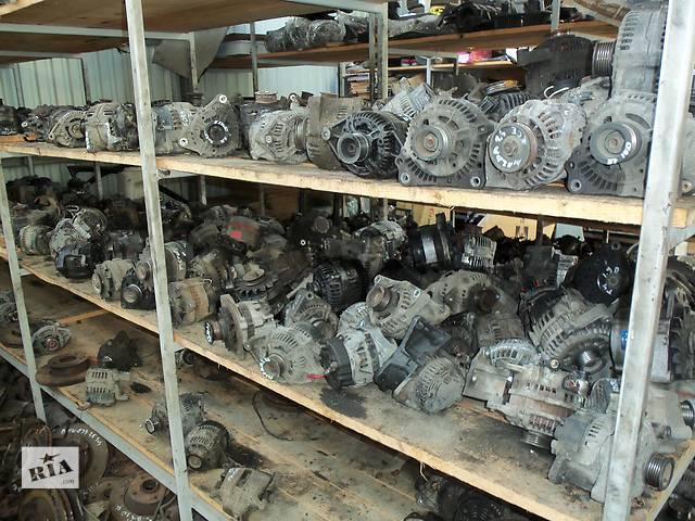 продам Б/у генератор/щетки для легкового авто Renault Scenic 1.9 DCI бу в Луцке