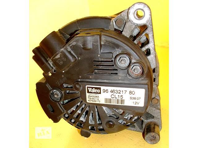 купить бу Б / у генератор / щетки для Пежо Эксперт Эксперт Peugeot Expert 1,6 2,0 HDI 2007- в Ровно