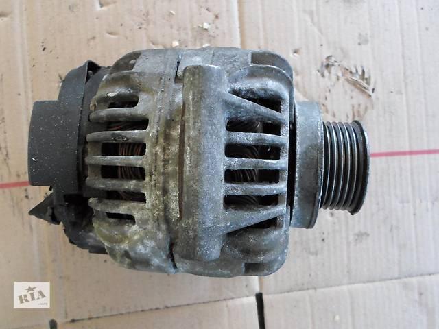 бу Б/у Генератор/щетки Двигатель 1,6 16V бензин Рено Сценик Renault Scenic 2003 в Рожище