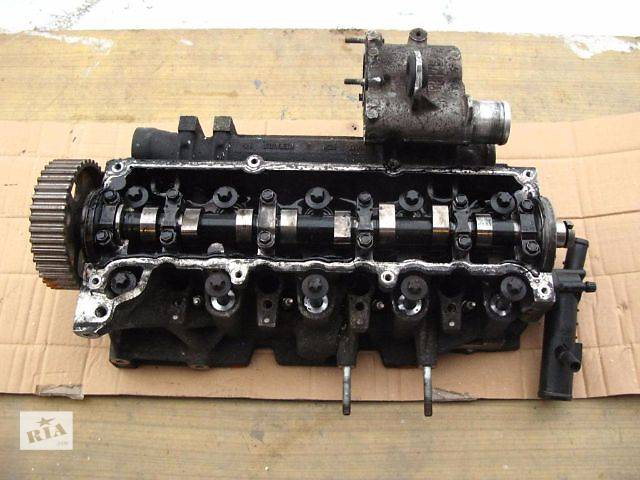 бу Б/у головка блока для легкового авто Nissan Kubistar1.5DCI в Луцке
