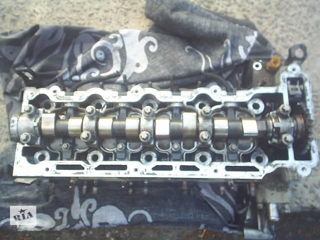 бу Б/у головка блока для Opel Vectra B x20dth 2,0 DTI в Червонограде