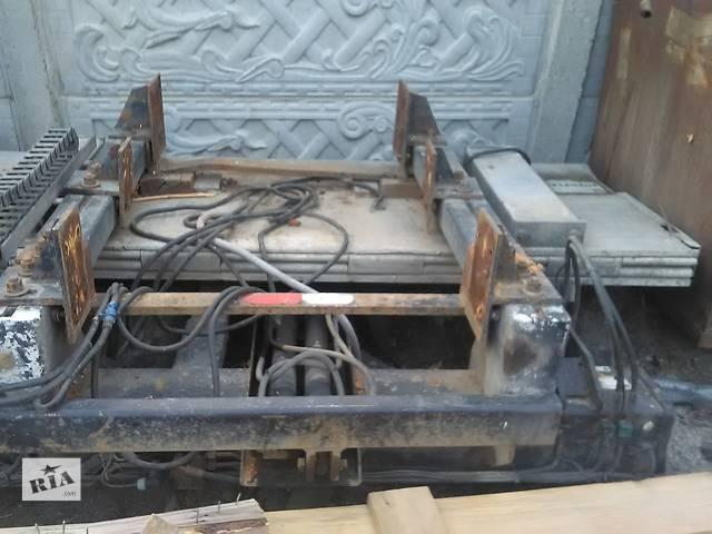 купить бу Б/у гидроборт для грузовика в Житомире