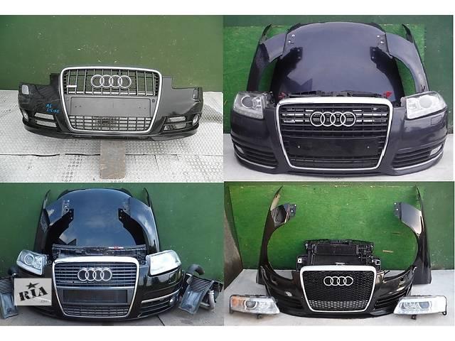 купить бу Б/у капот для легкового авто Audi A6 C6 04-11 в Львове