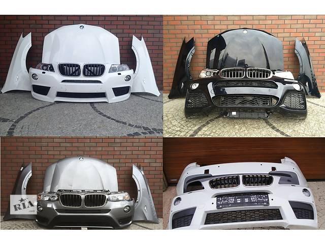 продам Б/у капот для легкового авто BMW X3 f25 бу в Львове