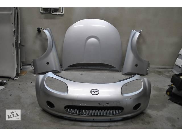 Б/у капот для легкового авто Mazda MX-5- объявление о продаже  в Львове