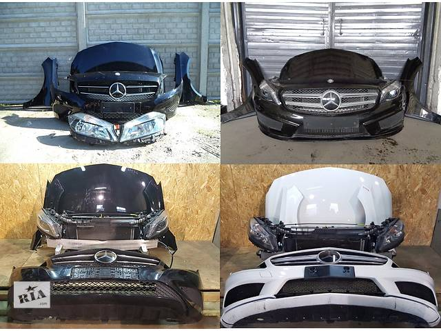 купить бу Б/у капот для легкового авто Mercedes A-Class w176 12- в Львове