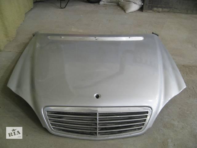 купить бу Б/у капот для легкового авто Mercedes S-Class в Киеве