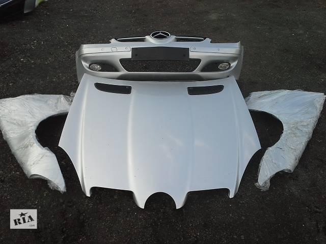 купить бу Б/у капот для легкового авто Mercedes SLK-Class w171 04-11 в Львове