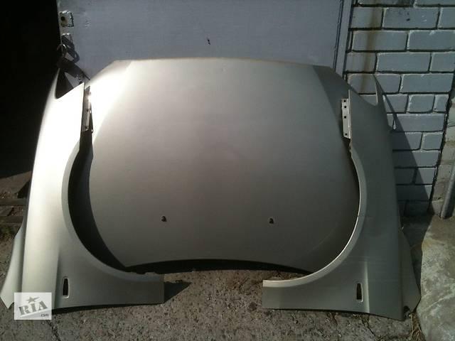 бу Б/у капот для легкового авто Mitsubishi Lancer X в Днепре (Днепропетровск)