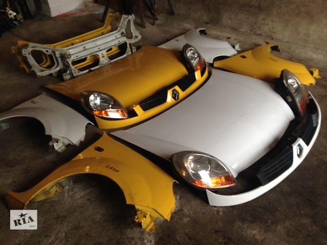 купить бу Б/у капот для легкового авто Renault Kangoo 1998-2015гв в Одесі