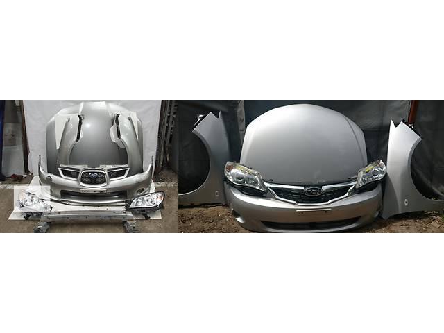 продам Б/у капот для легкового авто Subaru Impreza бу в Львове