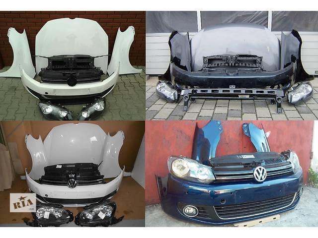 Б/у капот для легкового авто Volkswagen Golf VI- объявление о продаже  в Львове