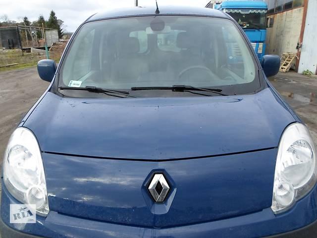 продам Б/у Капот Морда (белый, в цвете) Renault Kangoo Рено Канго Кенго 2 бу в Рожище