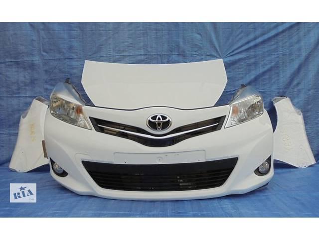 купить бу Б/у Капот Toyota Yaris 2011-2013 в Киеве