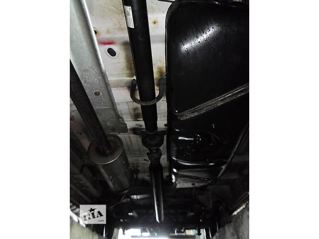 продам Б/у Карданный вал (макси база из 3х частей) Кардан Mercedes Sprinter W906 Мерседес Спринтер 06-11 бу в Рожище