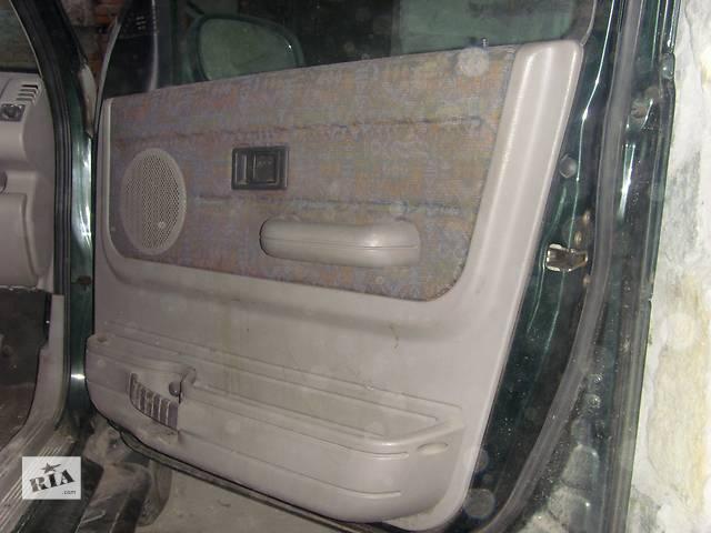 купить бу Б/у карта двери для легкового авто Land Rover Freelander в Борщеве (Тернопольской обл.)