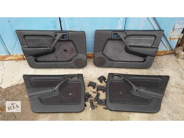 купить бу Б/у карта двери для легкового авто Opel Vectra A в Умани