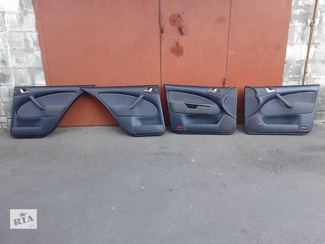 бу Б/у карта двери для легкового авто Skoda Octavia в Киеве