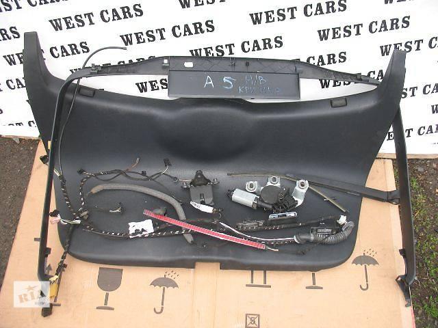 купить бу Б/у карта крышки багажника для легкового авто Skoda Octavia A5 в Луцке